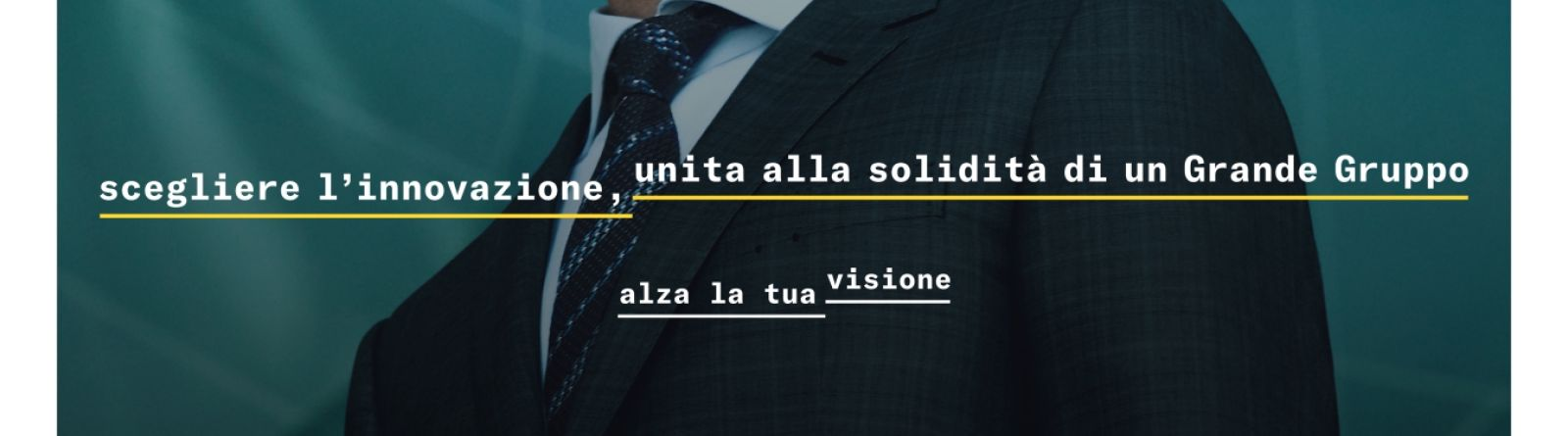 """CheBanca! lancia la campagna """"Alza la tua visione"""""""