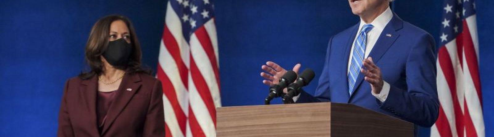 Joe Biden, nuovo presidente degli Stati Uniti