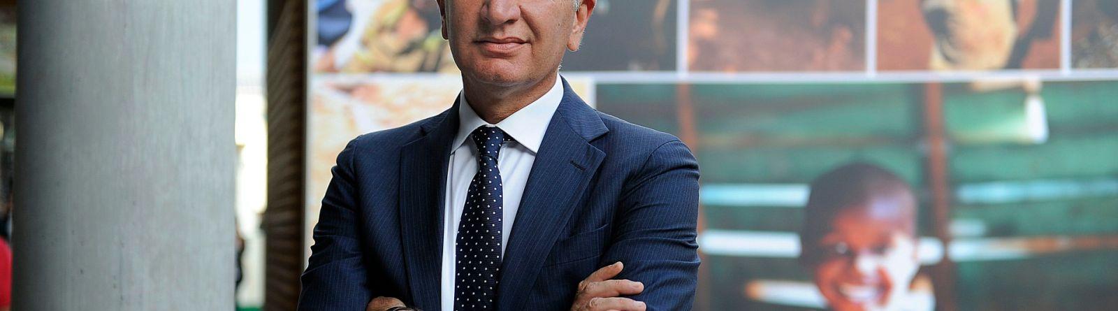 Giampiero Bergami, chief commercial officer di Banca Monte dei Paschi