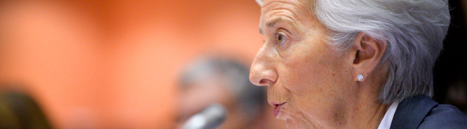 Christine Lagarde nuova presidentessa della banca centrale europea