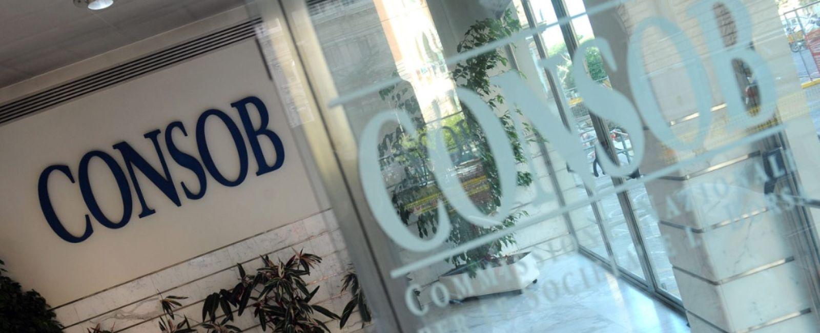 e2abb9360b L'ente di vigilanza sui mercati finanziari comunica nuove violazioni al  Testo unico sulla finanza. Nuove segnalazioni anche dall'estero