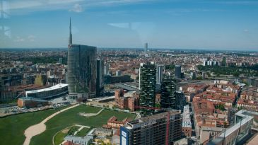 Commercial real estate, Investimenti in calo del 26% in Italia nel primo trimestre