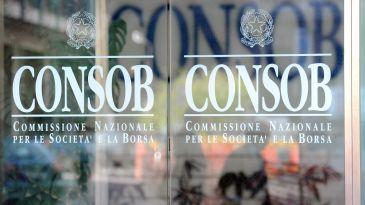 Abusivismo finanziario, Consob oscura 7 siti web