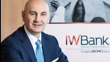 IWBank festeggia l'utile netto a +56% Che crescita il trading online. +38%