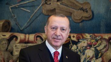 Recep Tayyip Erdogan, presidente del governo turco
