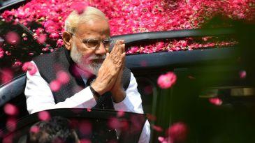 Narendra Damodardas Modi, riconfermato primo ministro dell'India