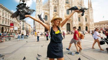 È Milano la città delle donne
