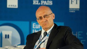 Andrea Enria, presidente della Vigilanza Bancaria della Bce