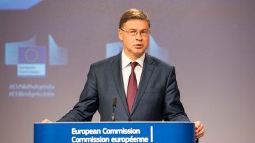 Dombrovskis: Il futuro  della finanza è digitale