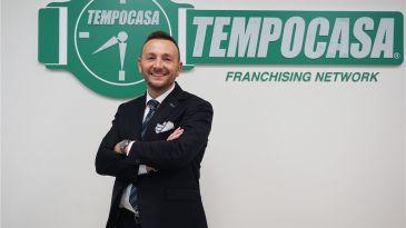 Daniele Palermo, nuovo presidente di Tempocasa