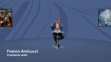 """Amicucci (Skilla): """"Ecco come fisico e digitale ci daranno un futuro migliore"""""""
