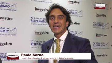 """Sarno (Aviva Investors): """"Perchè l'engagement è decisivo per la sostenibilità"""""""