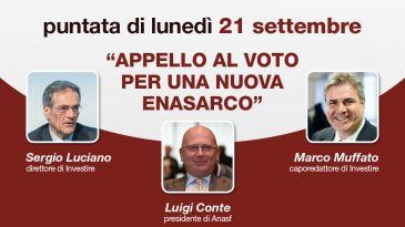 Conto alla rovescia per le elezioni Enasarco, Conte (Anasf) appello al voto in video-streaming