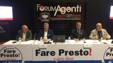"""""""Fare presto! e fare bene"""": Anasf, Federagenti e Fiarc Confesercenti insieme per cambiare Enasarco"""