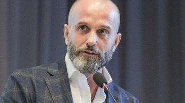 Riccardo Colombani, segretario generale First-Cisl