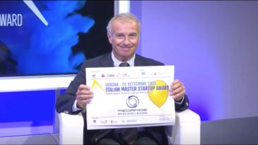 MegaRide vince l'Italian  Master Startup Award 2020