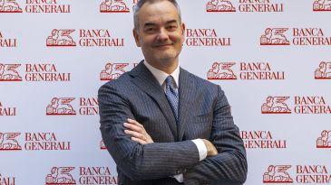Marco Bernardi, vice direttore generale di Banca Generali