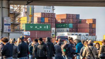 Green pass obbligatorio: proteste in tutta Italia ma disagi contenuti